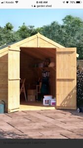 Look for free shed