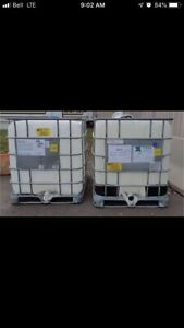 1000L Storage Totes/Containers