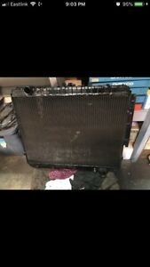 "26"" Chrysler C body radiator"
