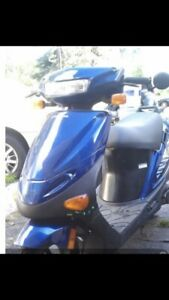 PIÈCES SCOOTER HYOSUNG SD50 2005 PARTS