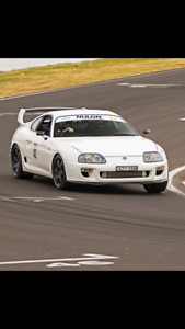 1995 Toyota Supra JZA80 RZ-S Coupe 2dr Man 6sp 3.0TT