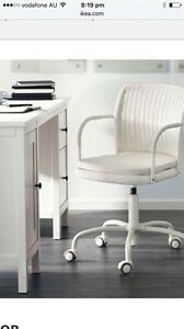 IKEA 'Gregor' swivel chair Seaforth Manly Area Preview