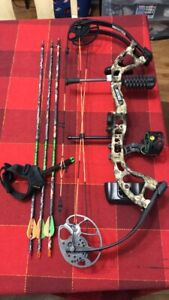 Bear curzer compound bow