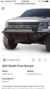 Addictive Desert Designs - ADD Stealth Bumper