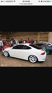 Looking for front Rsx coilovers