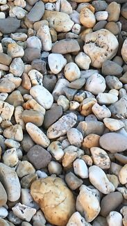 Free decorative pebbles for all garden