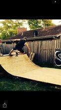 Skate Ramp Heidelberg Heights Banyule Area Preview