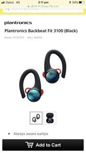 Plantronics Backbeat Fit 3100 Bluetooth Headphones