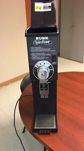 Bunn coffee grinder 400$