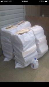 Huge Bags of Dry, Clean & Split Camping Firewood - South Edm