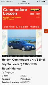 Service & repair manual Commodore Docklands Melbourne City Preview