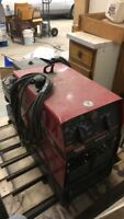 Lincoln electric ranger 8 welder generator