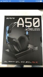 Brand new Astro A50 headset