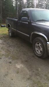 Parting out 02 and 04 gmc and chev
