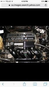 Looking for GM Quad 4 Engine