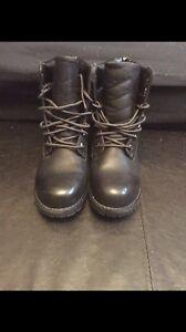 Black boots St. John's Newfoundland image 2