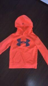 Boys underarmour hoodie