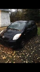 2006 Yaris for parts only