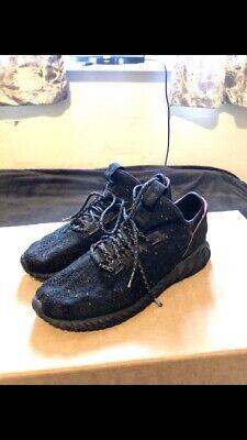 Adidas Tubular Doom Sock Core Black - UK 11 - Great Condition