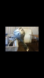 Outboard motor or Tinnie motor trailer for swaps Kedron Brisbane North East Preview