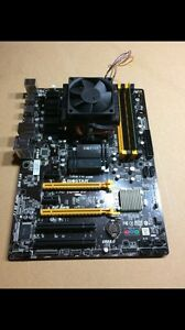 Motherboard + cpu for sell