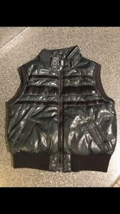 EUC The Children's Place Vest W/Sequins. Size 4