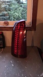 2007 Cadillac STS left tail light