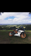 2015 KTM RC390 Cranbourne Casey Area Preview