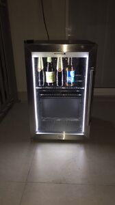 SCHMICK BEER FRIDGE WITH LED LIGHTS Redcliffe Belmont Area Preview