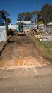 Dirt / fill / soil Removal, concrete Removal / excavator & tipper hire Hornsby Hornsby Area Preview