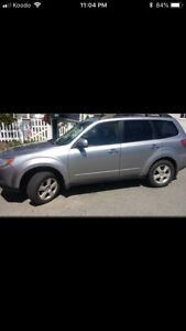Subaru Forester 4 Sale or Trade 4 sailboat or 4 wheeler