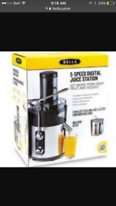 Bella Juicer
