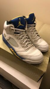 Air Jordan 5 laney size 10 NEED GONE BEFORE FRIDAY!!!!