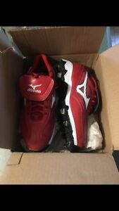 Men's Metal Baseball Cleats