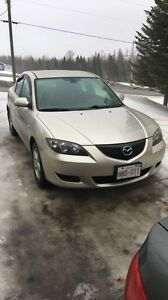 2004 Mazda 3 in great condition