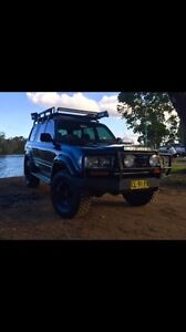 1996 Toyota Landcruiser 80 series 1hdft multivalve Liverpool Liverpool Area Preview