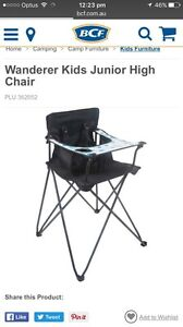 Want to buy camping high chair Belmont North Lake Macquarie Area Preview