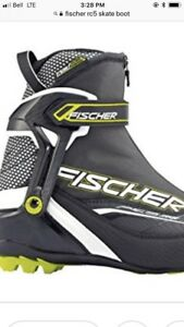 WANTED Fischer Skate Boot Size 40