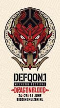Defqon.1 2016 tickets Enfield Burwood Area Preview