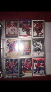 Amazing Hockey Card Collection For Sale