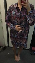 ASOS Woman's floral paisley blouse (long) Haymarket Inner Sydney Preview