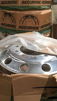 Wanted: Alloy chrome truck rims