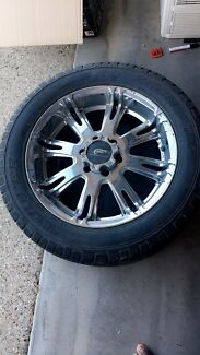 """20"""" rims and tyres for sale"""