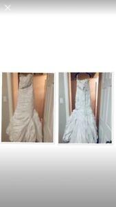Wedding dress for sale, nigotiable