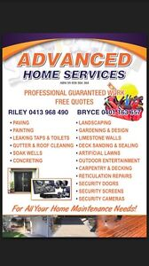 advanced home services Carine Stirling Area Preview