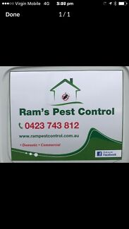 Ram pest control