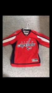 Washington Capitals NHL Jersey