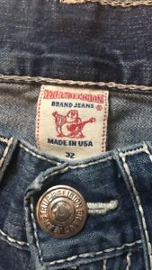 Like New True Religion Jeans and C&C Shirt!