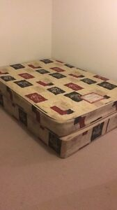 Old mattress and base Ringwood East Maroondah Area Preview