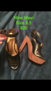Nine West and many more shoes! Size 9 Auchenflower Brisbane North West Preview